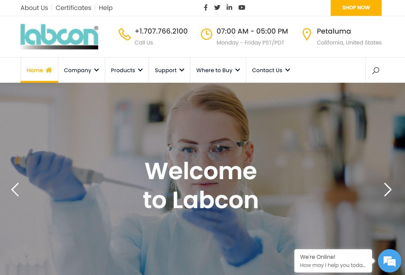 labcon-screenshot