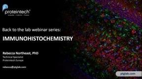 [Proteintech] Immunohistochemistry Refresher Webinar